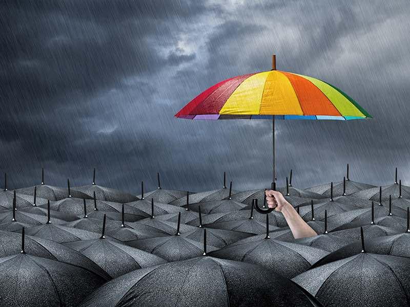 Su Schweizer Umbrella